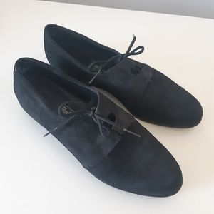 ROCKPORT Black Lace Up Casual Shoes